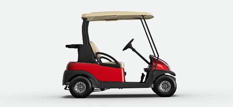 Voiturette de golf Fleet Precendent i2