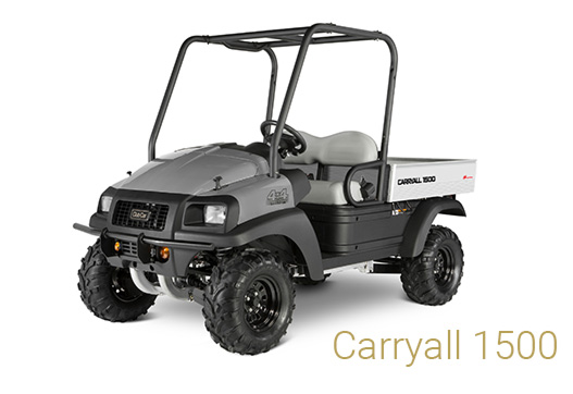 Carryall 1500 4x4 utility vehicle (UTV)