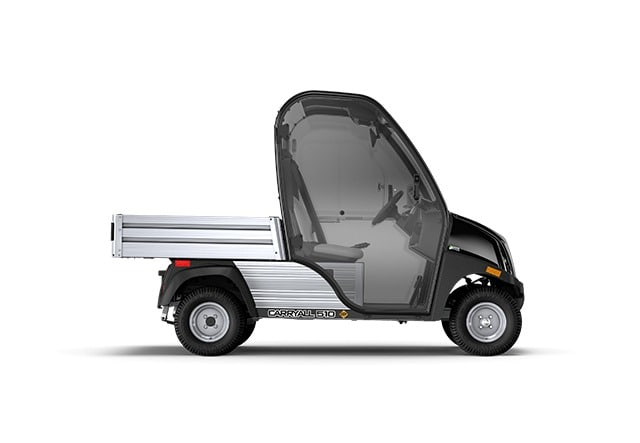 Club Car's Carryall 510 street-legal commercial utility vehicle