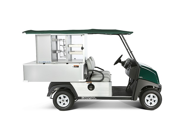Cafe Express de Club Car