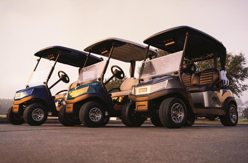 Club Car Golf Car Fleet Maintenance