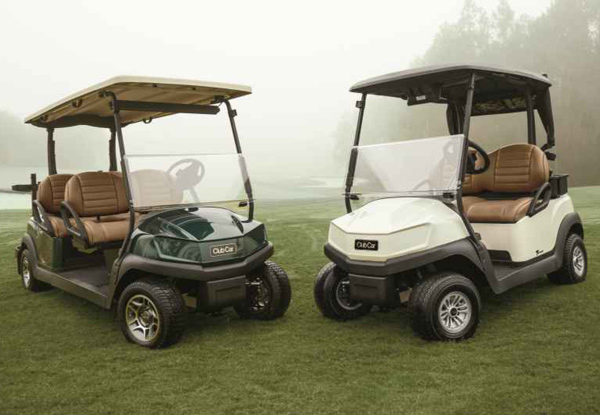 Club Car accessories and parts for fleet golf and golf course operations