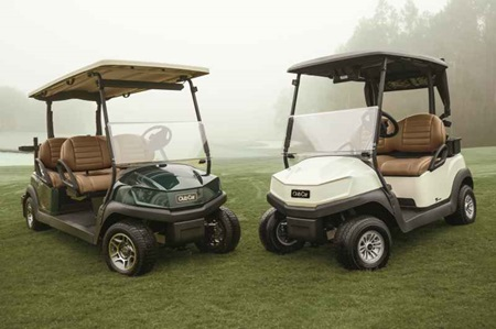 Tempo 2 passenger and Tempo 4Fun 4 passenger vehicles launched at 2018 PGA Merchandise Show in Orlando, FL