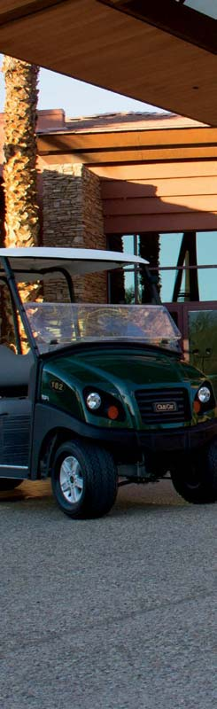 Resort guest transportation UTV