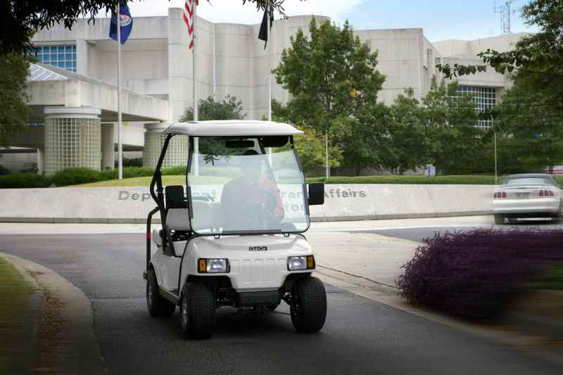 Villager street legal golf carts from Club Car