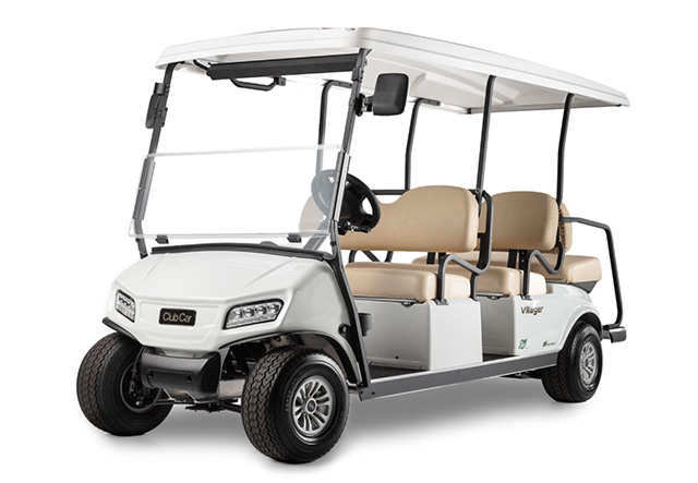 Golf cart Villager 6 shuttle