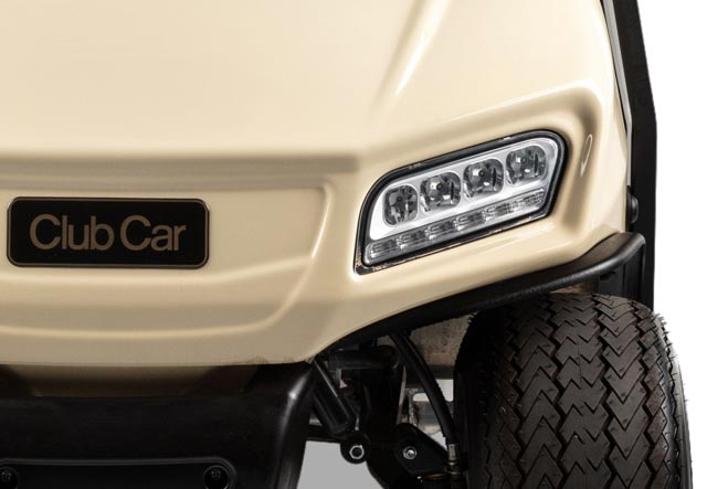 Golf cart Villager 8 shuttle headlight