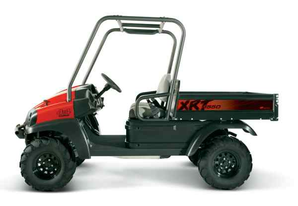 4x4 all terrain vehicle XRT 1550