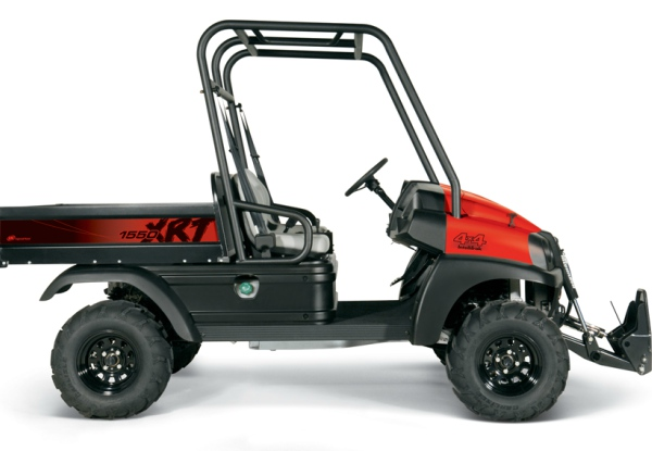 XRT 1550 IntelliTach farm utility vehicle